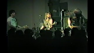 Sonic Youth Live @ The Hoosier Ballroom, Indianapolis 1986