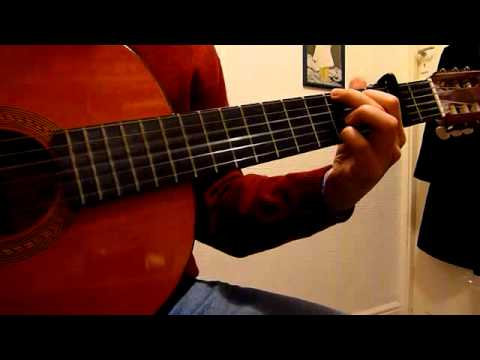 Oh Lord You're Beautiful guitar cover (Keith Green)