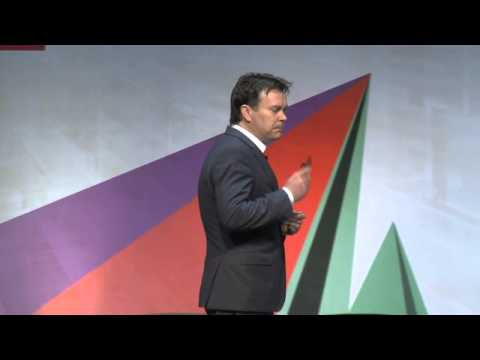 "Big Data - Pieter Den Hamer - ""Powering the int'l energy business through big data & analytics"""