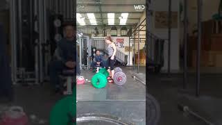 European Championships, 17.1, Emily Sweeney,Teens, Double Impact, Base camp Gym