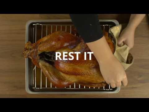 4 Easy Steps to Roast a Turkey
