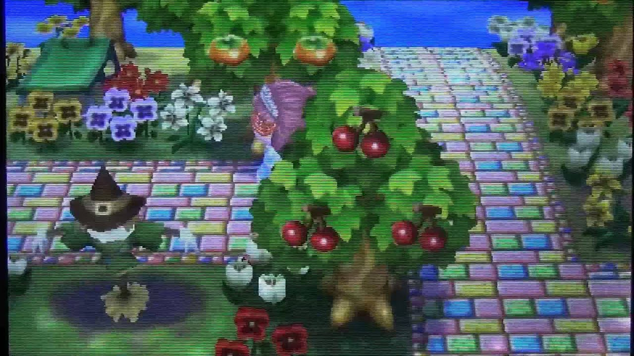 animal crossing new leaf how to make it rain