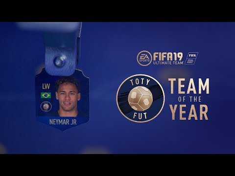 FIFA 19 Ultimate Team | Team Of The Year