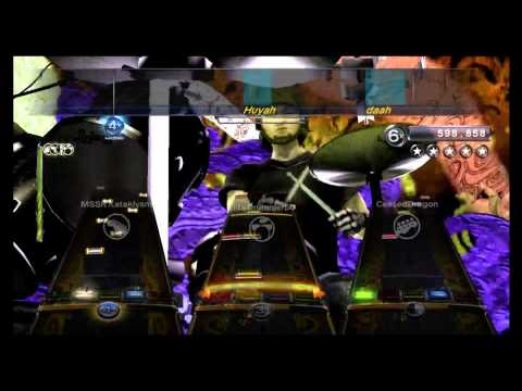 Rock Band 3 (RB1) - Timmy and The Lords of The Underworld - Full Band Expert 5GS* (HD)