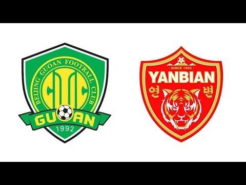 Round 24 - Beijing Guoan vs Yanbian