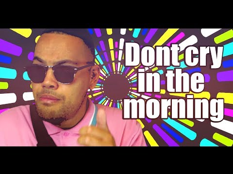 Joël Mathon - Dont cry in the morning (Reggae 2017)