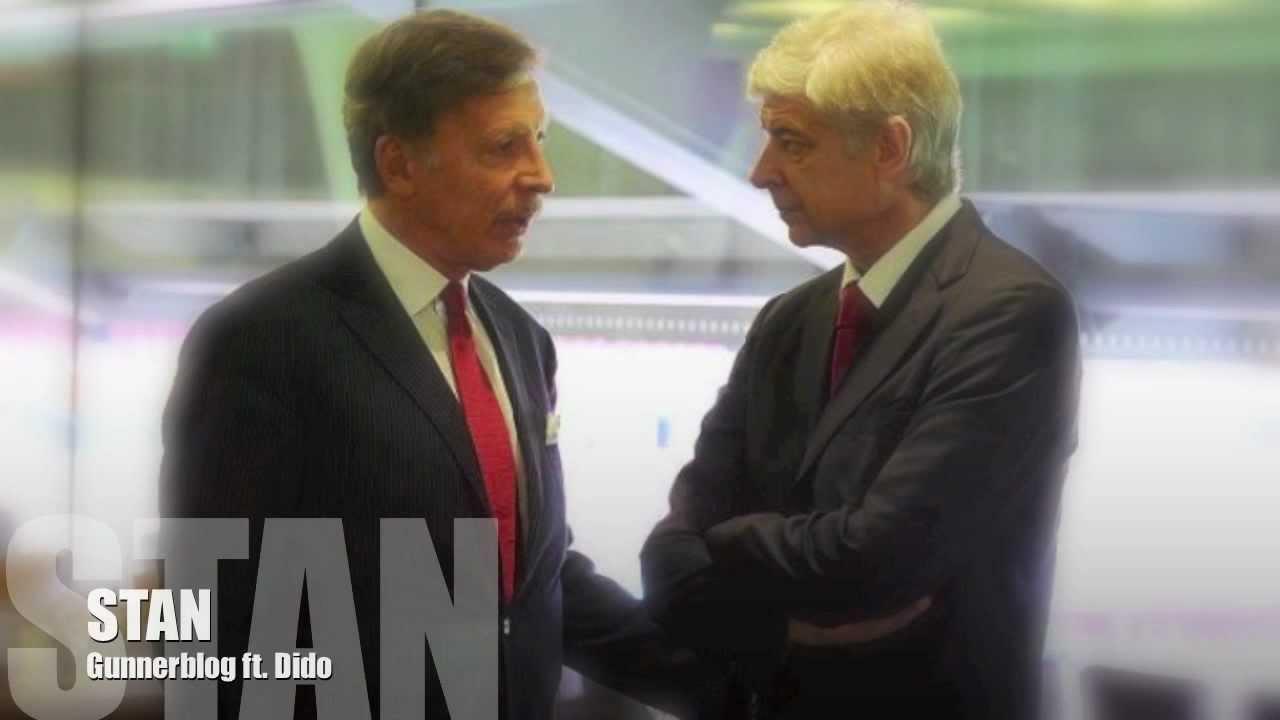 Stan (Kroenke vs. Wenger; Arsenal remix) - YouTube