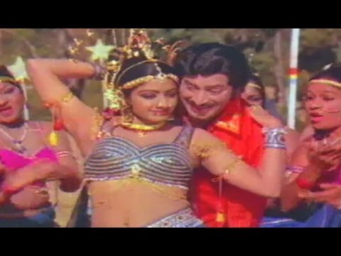 Gadasari Atta Sogasari Kodalu Movie Songs    Abba Abba Dhabba Pandu    Krishna    Sridevi
