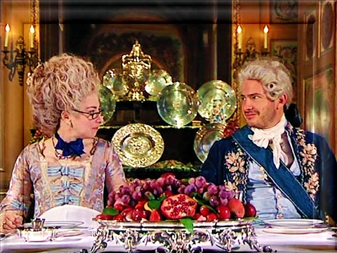 Отчаянные Дегустаторы во времена Французской Революции (The Supersizers Eat...The French Revolution)