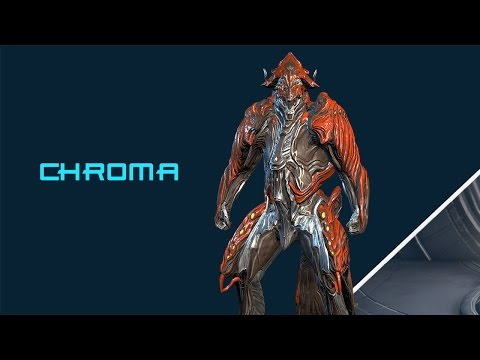Warframe: Off The Runway - Chroma