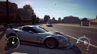 Need for Speed™ Payback funny car wreck