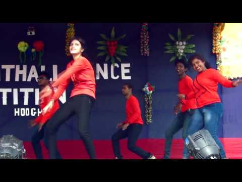 Superhit Ladies Performence Stage programme UNNI KURI NELEPE NELEPE..HD at Khamargachi