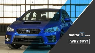 Why Buy? | 2018 Subaru WRX Review