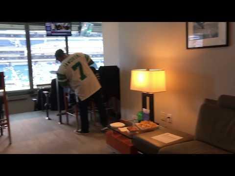 Philadelphia Eagles Club Suite Tour 2017