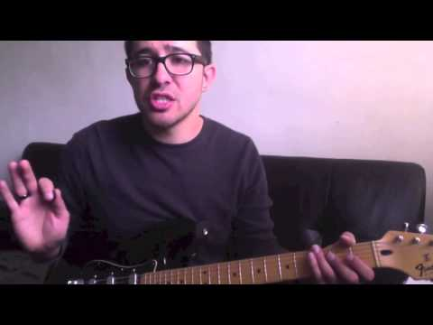 How to Play Blue Suede Shoes - Elvis Presley - Beginning Guitar ...