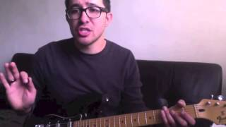 How to Play Blue Suede Shoes - Elvis Presley - Beginning Guitar Lesson - Easy Guitar Songs