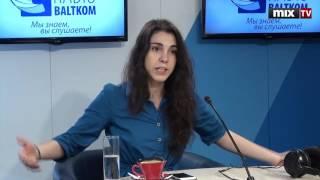 """Cолистка группы """"Алоэвера"""" Вера Мусаелян в программе """"Встретились, поговорили"""" #MIXTV"""