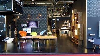 Hulsta. Немецкая мебель, мягкая мебель, аксессуары. iSaloni 2017