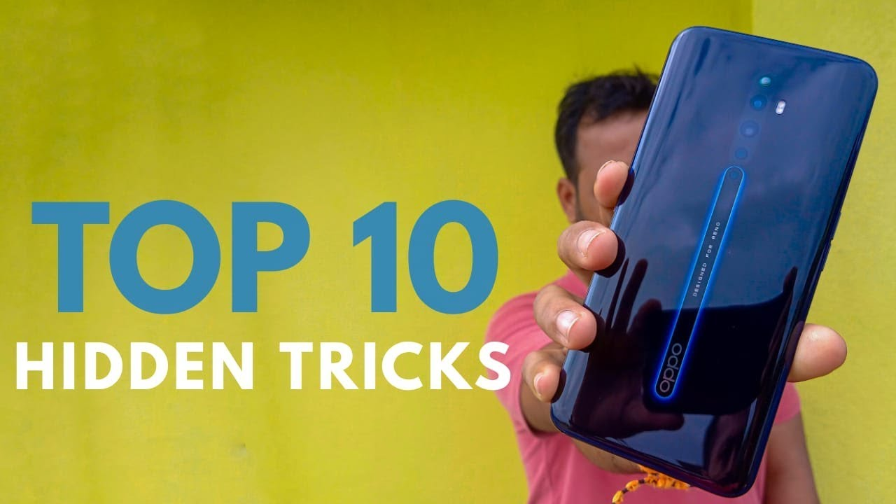 Reno 2 z Top 10 hidden features Trick & Tips | Hindi