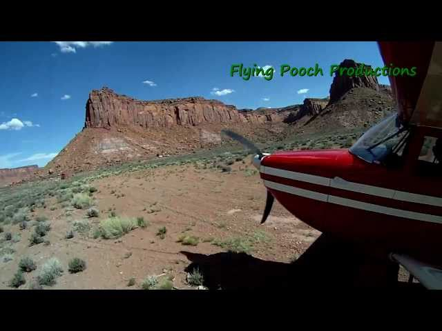 Happy Canyon, UT - Approach and Landing  (Utah backountry ) HD