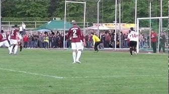 Hannover 96 sammelt Sympathien in Minden