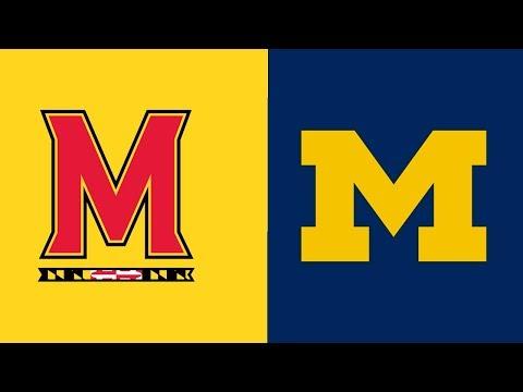 Week 6 2018 Maryland vs #15 Michigan Full Game Highlights