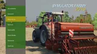 Symulator Farmy 2016-Pierwszy pokaz!