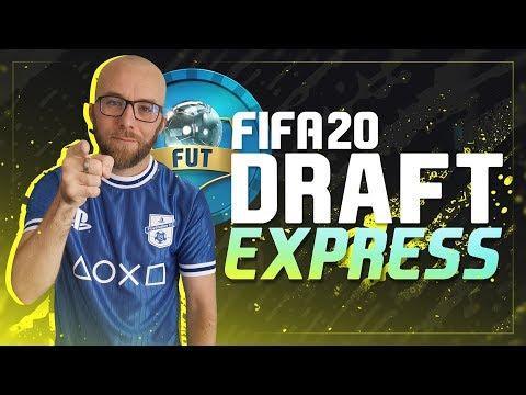 Draft fifa 20: En express svp!!!