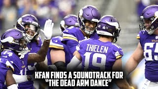 KFAN searches for a soundtrack to Kirk Cousins' Dead Arm Dance