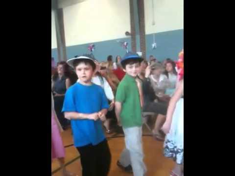 Centerville Elementary School Hat Parade 2011