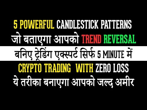 5 Powerful Charting CandleStick Patterns For Cryptocurrency, Forex & Stock Market Trading