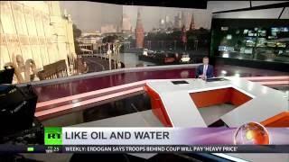 Репортаж на канале RT о доставке оборудования для Евро+