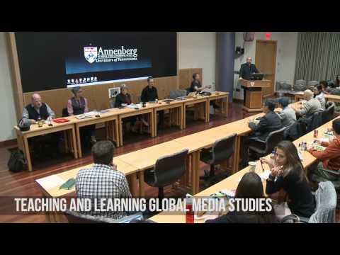 Teaching And Learning Global Media Studies