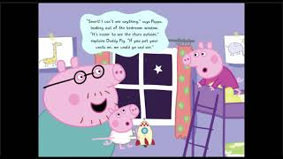 Peppa Pig Bedtime Story North Star North Star Song Water Melon   Kids Toddlers Fun