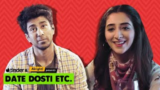Alright! | Date Dosti Etc. ft. Kritika Avasthi, Ambrish Verma