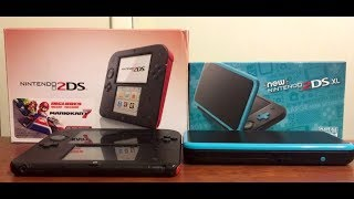 New Nintendo 2DS XL Video Review (Video Game Video Review)