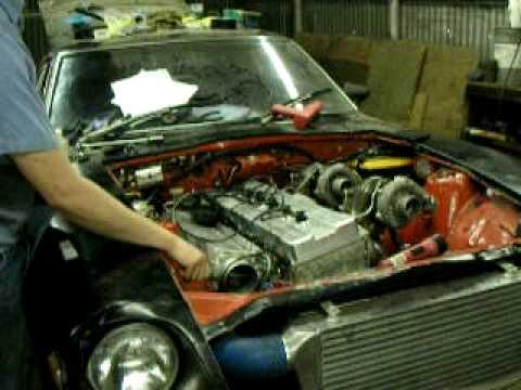 Dohc Twin Cam L28 Datsun Z Car