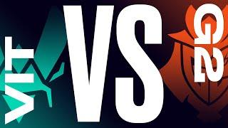 VIT vs. G2 - Week 6 Day 1 | LEC Summer Split | Team Vitality vs. G2 Esports (2021)