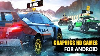 Top 30 HD Graphic Game For Android