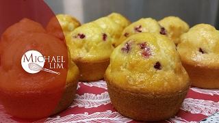 Vanilla Muffins