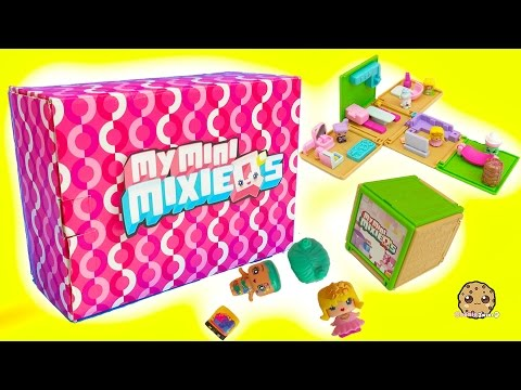 Box of My Mini MixieQ's + Shopkins Season...