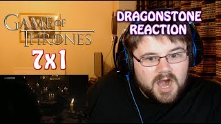 Game of Thrones - Se7 Ep1 - Dragonstone - Reaction