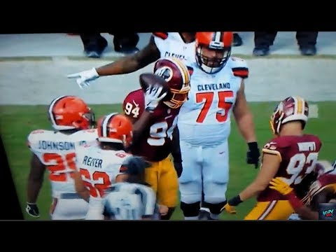 Cleveland Browns Getting Cheated Compilation Refssuck