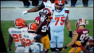 Cleveland Browns Getting Cheated Compilation. #RefsSuck