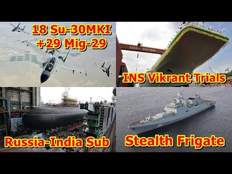 Defence Update 10th July 2019 (Part-1)  More Su-30MKI & Mig-29, Stealth Frigate, P-75I