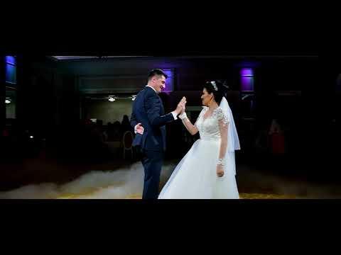 First dance Claudiu & Lili ( Smiley & Feli - Vals ) Premier Ballroom Curtea de Arges