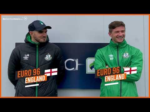 Ronan and Joey on Euro 2020