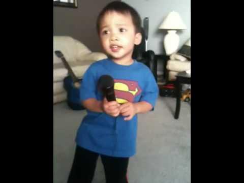 "Justin Bieber - ""Baby"" ft. Ludacris (2 year old Sean ..."