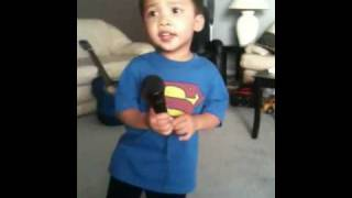 "Justin Bieber - ""Baby"" ft. Ludacris (2 year old Sean)"