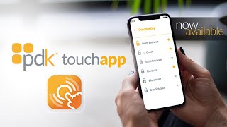 Touch App by pdk - NOW AVAILABLE!